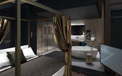W Hotel Suite