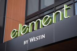element Hotel Exterior