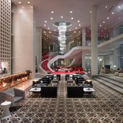 W Hollywood Lobby