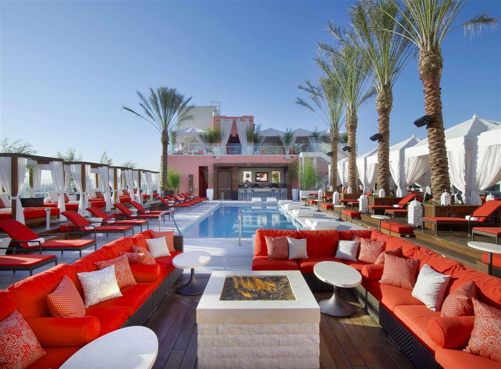 W Hollywood Pool