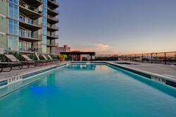 The Beat Lofts Roof Top Pool