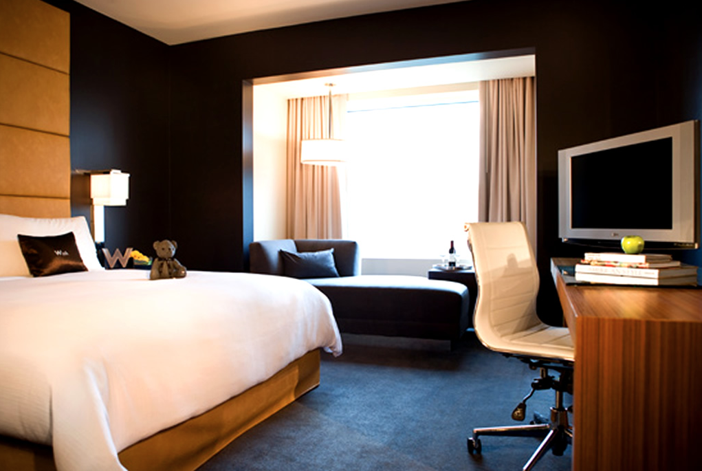 W Hotel Guest Room