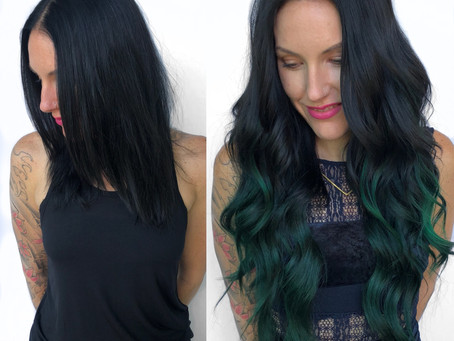 My Hair Extension Story.