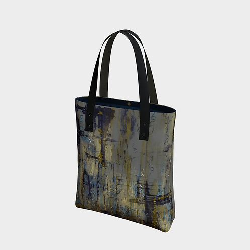 Solid Air Urban Lined Tote