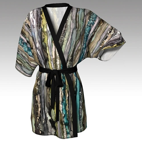 Kimono Robe - This Far but No Further
