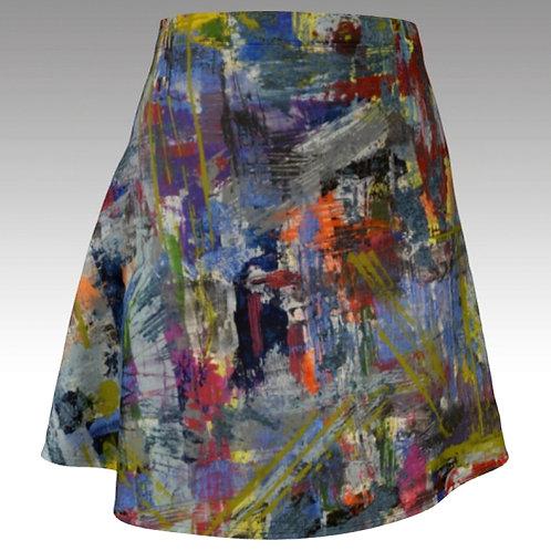 Flared Skirt - Signature