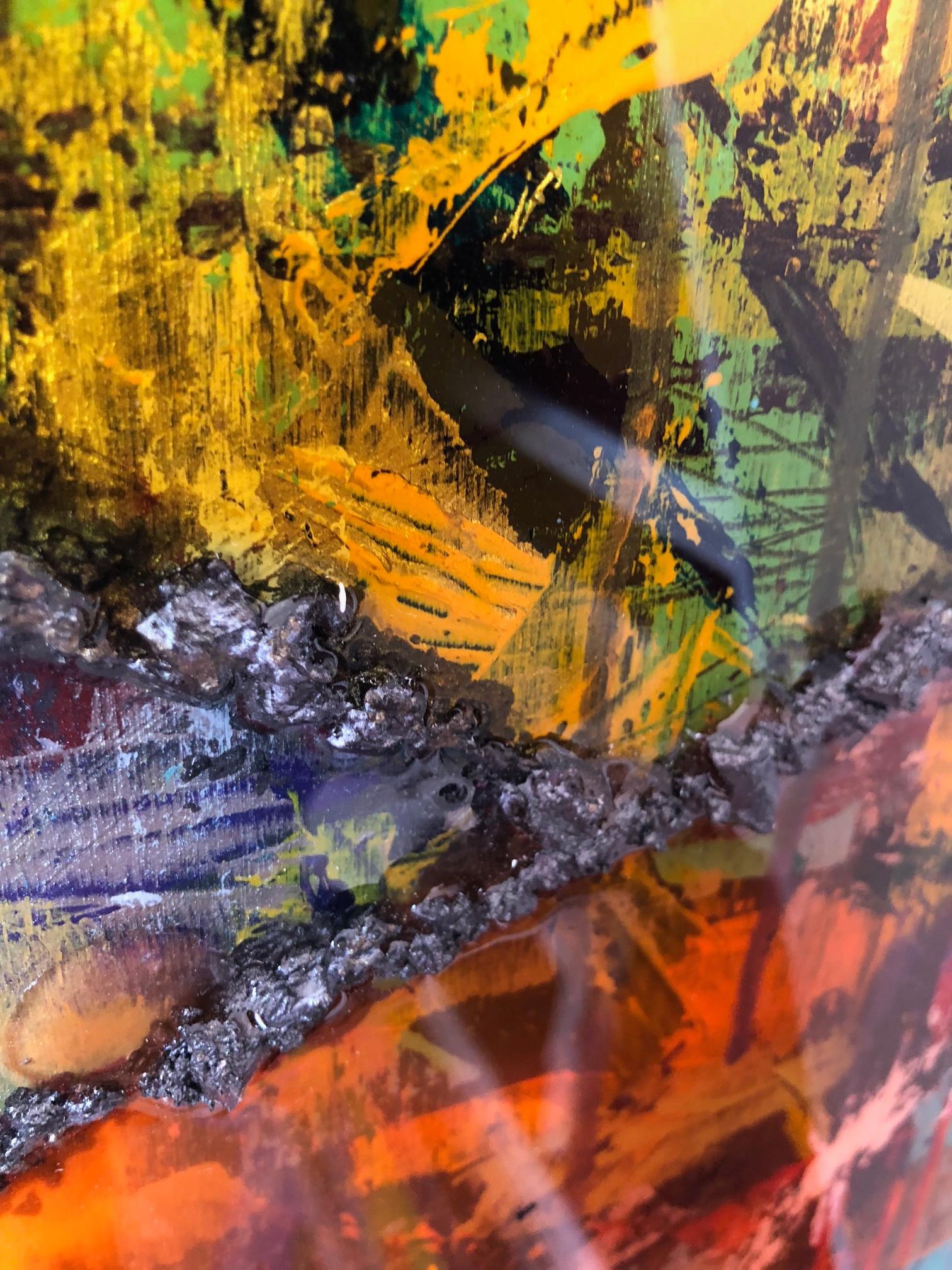 Detail: Corrosion II