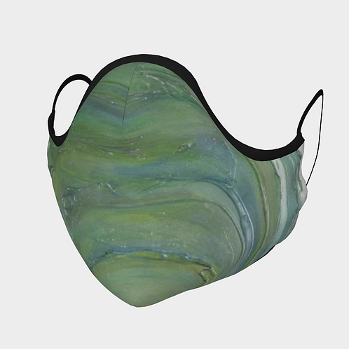 Water Gypsy - Cotton Sateen Mask (with filter pocket)