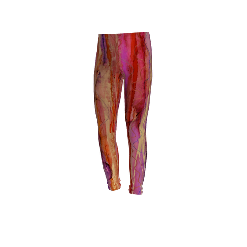 Youth Leggings - Lost Between the Notes