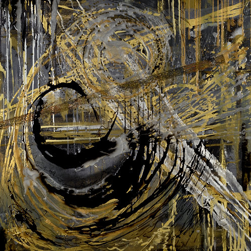 Vibrations of Tremours from Long Ago 30 x 30