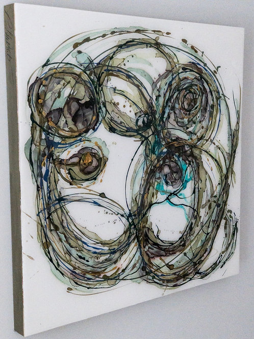 """Connections I - 24""""x24"""""""