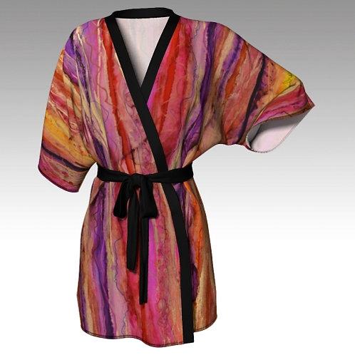 Kimono Robe - Lost Between the Notes