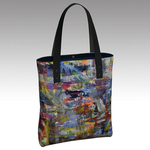 Signature Urban Lined Tote