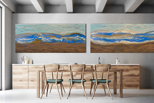 Protected Lands II 60x24