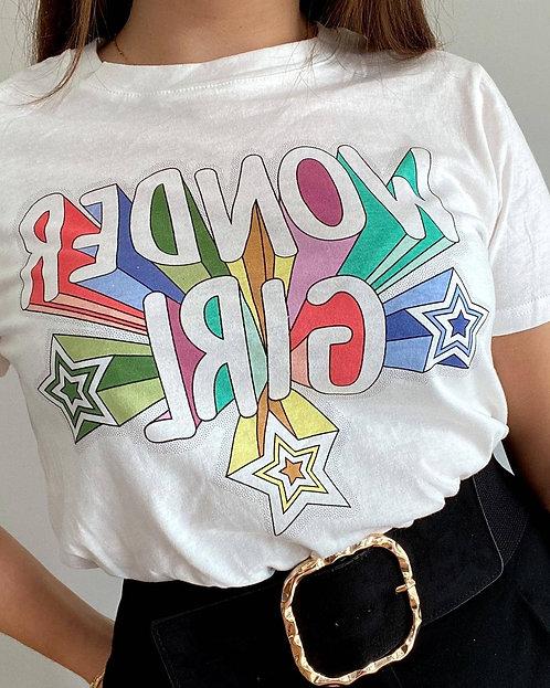 T-shirt Wonder Girl