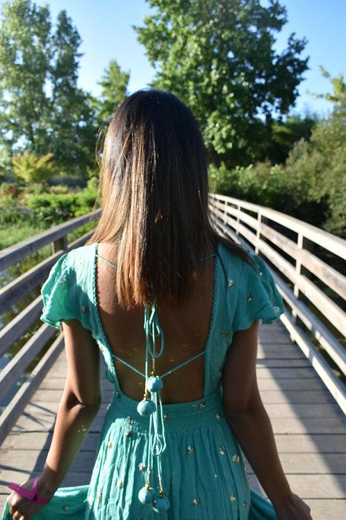Robe Lady aqua