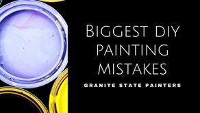 Biggest DIY Painting Mistakes
