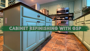 Cabinet Refinishing with Granite State Painters