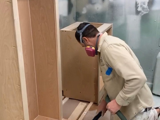 Cabinet Refinishing: Step by Step