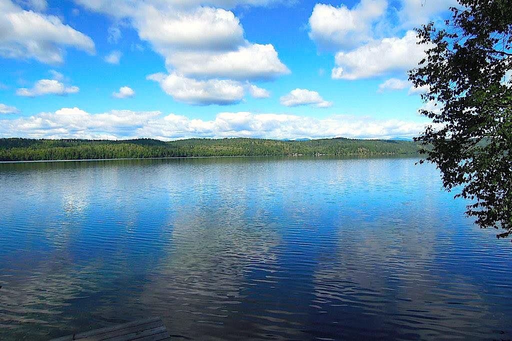Endless Horsefly Lake