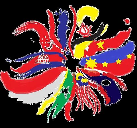 3P Asia Fahne