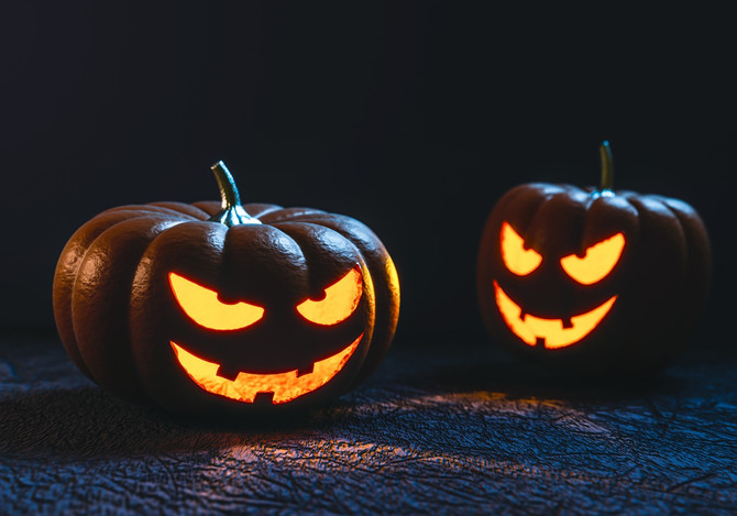 Halloween Lanterns - where did they come from?