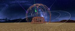 Open Air Planetarium