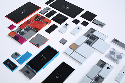 Morotorla's project Ara - based on modu's patents acquired by Google