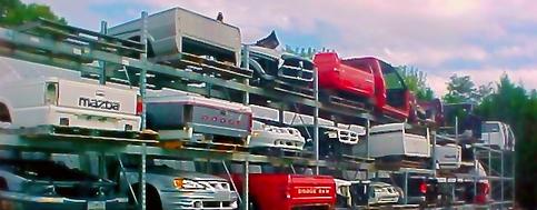 Automobie Dismantling - Catawba Insurance Agency, LLC