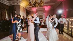 Mr & Mrs @ Crathorne Hall Hotel Yarm