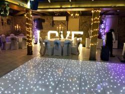 Twilight Wedding @ Walworth Castle