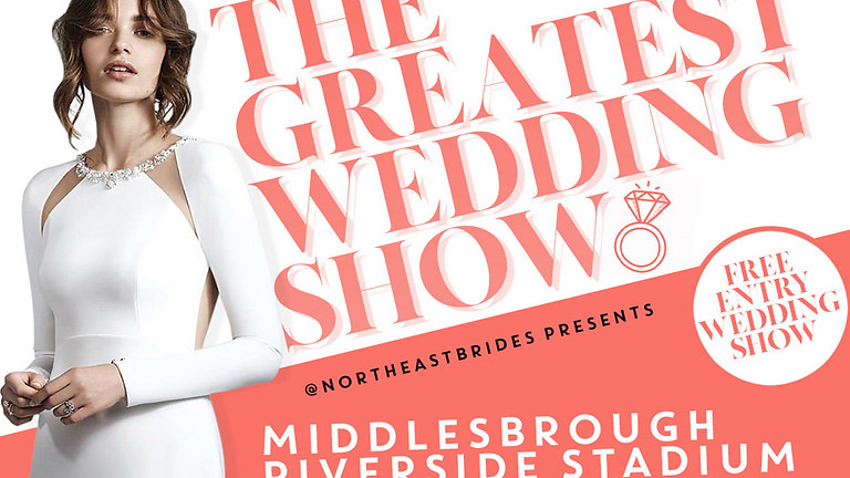 NORTH EAST BRIDES RIVERSIDE STADIUM WEDDING FAIR
