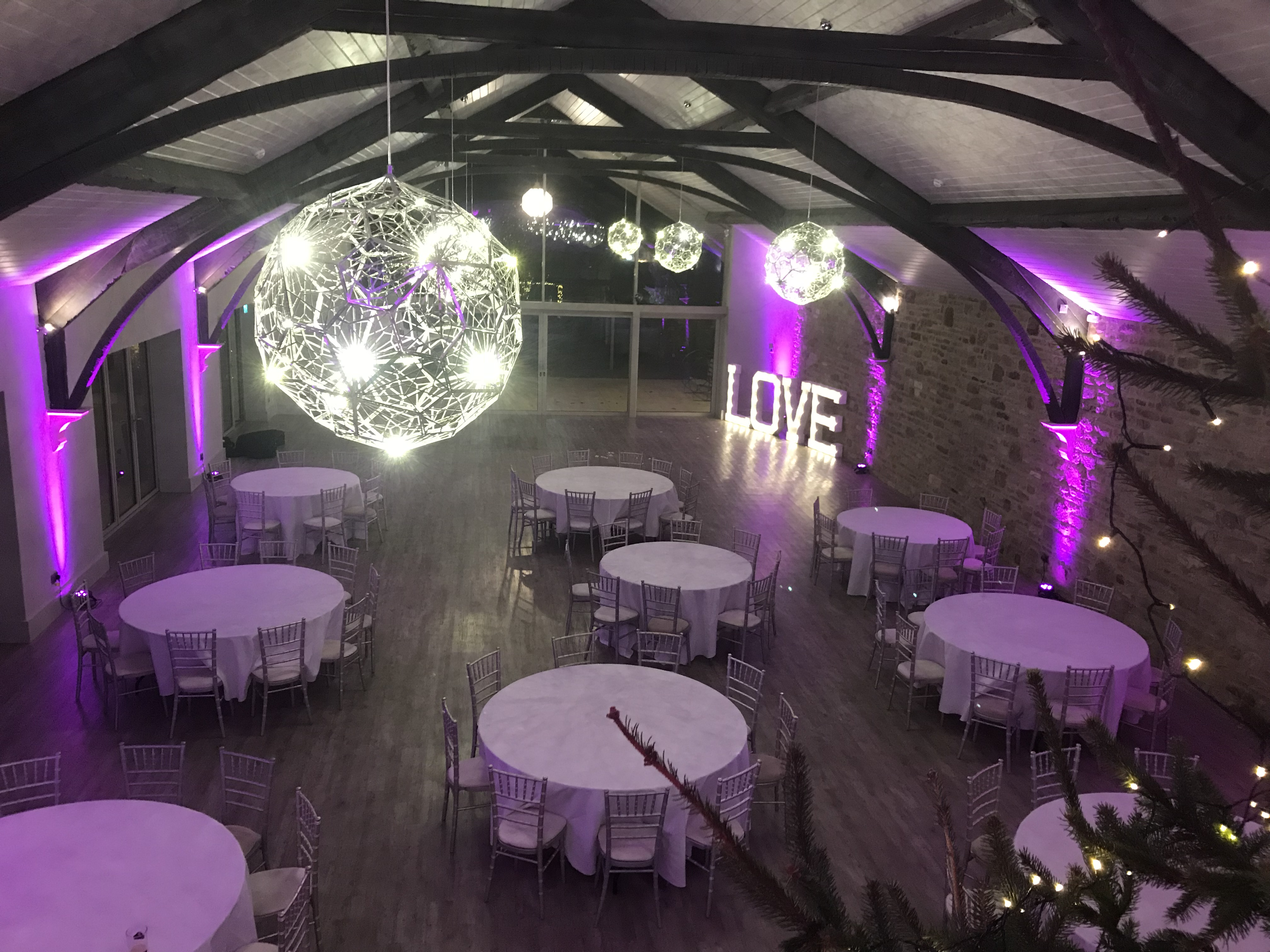 The Yorkshire Wedding Barn