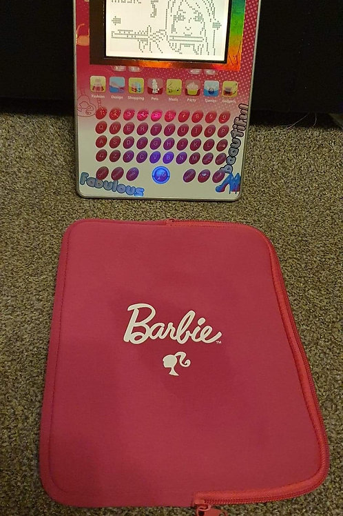 Barbie Laptop & Case
