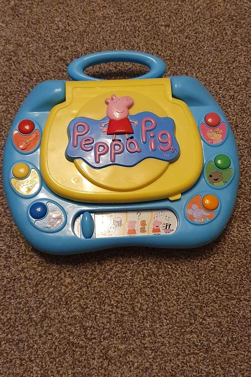 Peppa Pig Learning LapTop