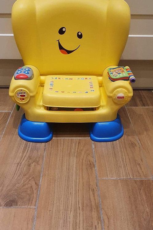 Yellow Smart Seat