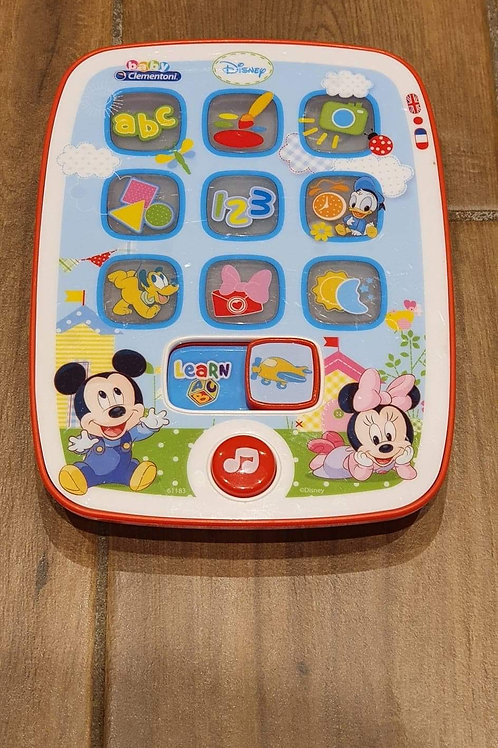 Disney Learning Tablet