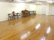 Studio B - 19 X 40 - $33/HR