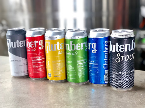 PICK-UP GLUTEN FREE CANS
