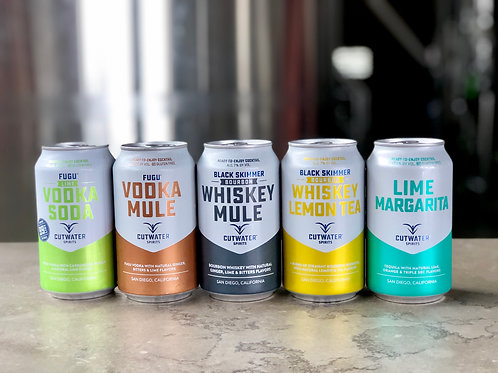 PICK-UP CANNED COCKTAILS