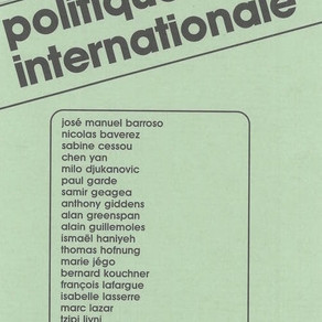 Politique internationale