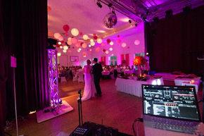 Hochzeit DJ Würzburg - Königsallee Hochzeit