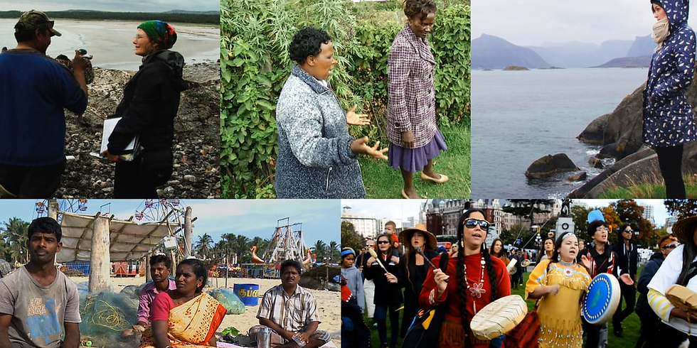 Hands On: Women, Climate, Change