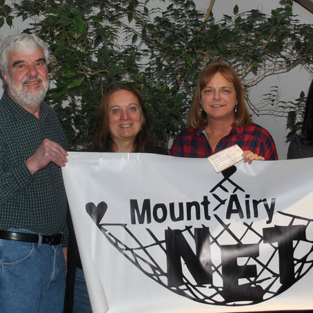 One Big Thing! Strong Partnerships Formed to Feed Mount Airy's Hungry