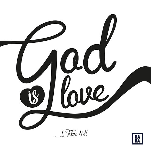 Arte Digital // God is love...