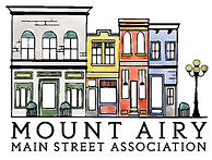Mount Airy Main Street Association Water