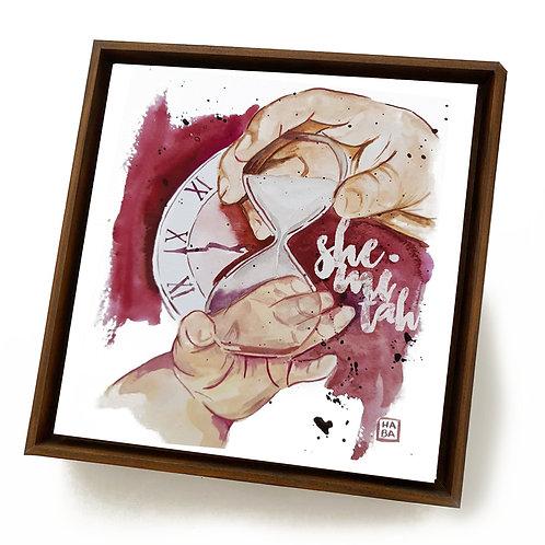 Shemitah - Quadro Canvas
