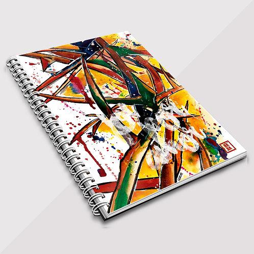 Caderno - Foi por amor