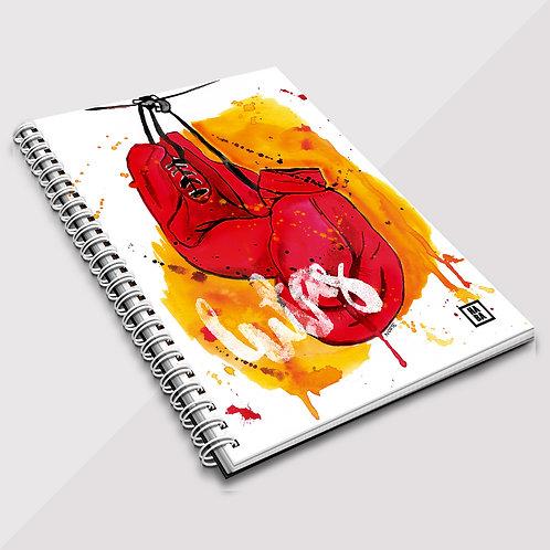 Caderno - Lutas
