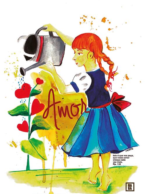 Arte Digital // Amor